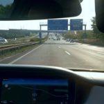 Gdzieś na niemieckiej autostradzie.