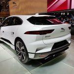 Jaguar I-Pace, model w pełni elektryczny