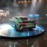 Auto, które zdecydowanie robiło największą furorę wśród zwiedzających - BMW M8 Gran Coupe