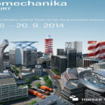 Avisa na Automechanika Frankfurt 2014.