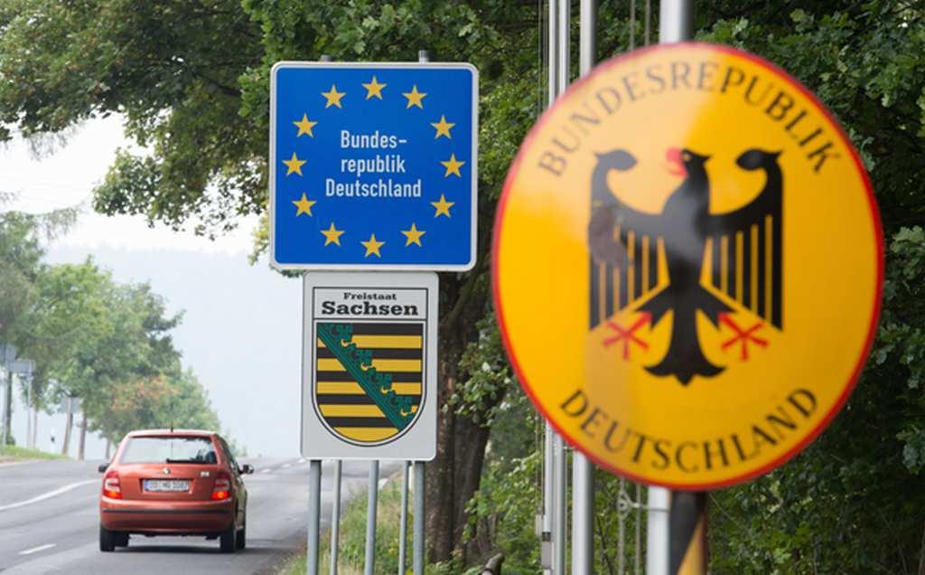 granica niemcy