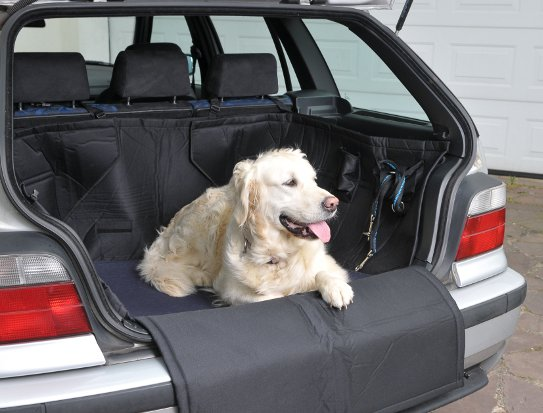 Mata dla psa do bagażnika