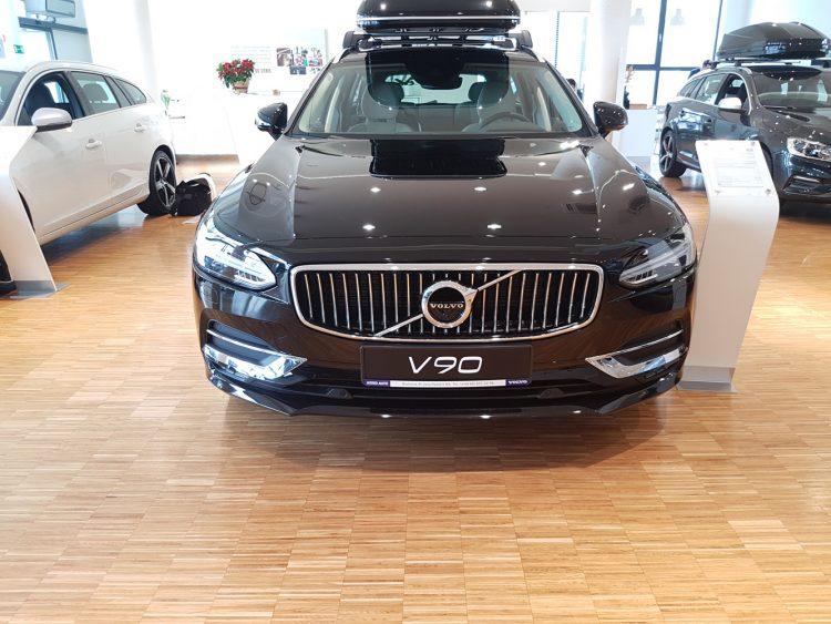 Volvo V90 - Blog Avisa