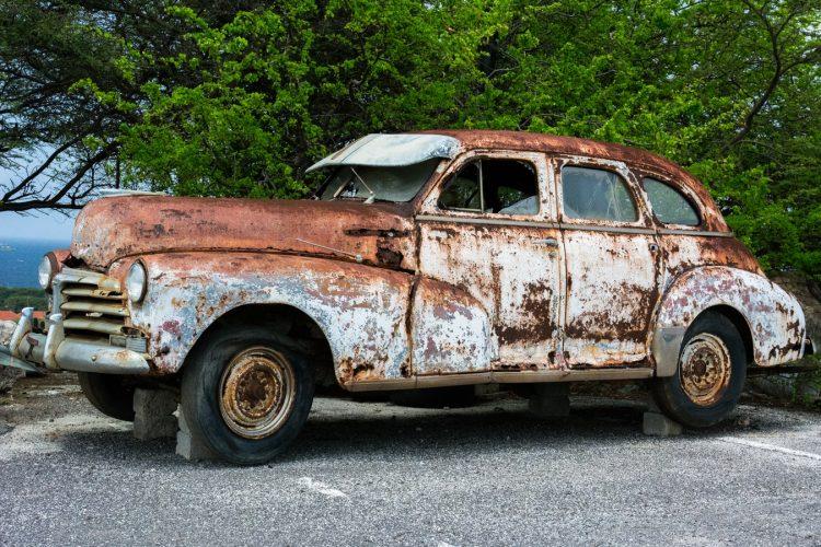 Jak chronić auto przed rdzą?