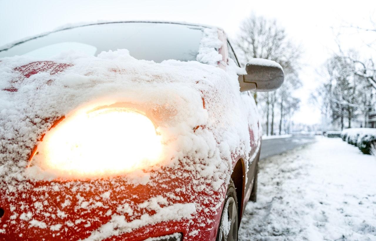 Auto po zimie