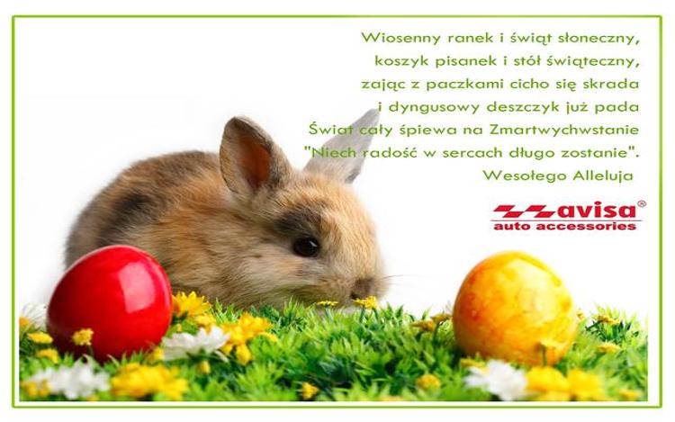Życzenia Wielkanocne - Avisa